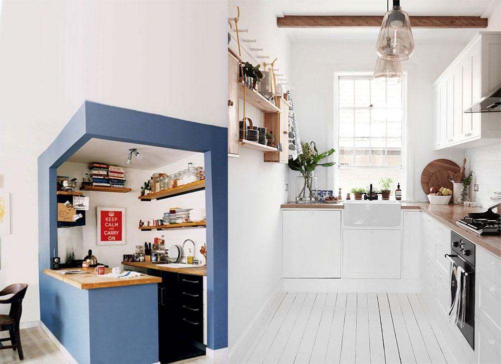 La deco cuisine 2018 - un champ pour votre créativité.