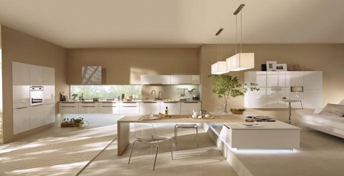 Cuisine moderne 2020: conception de cuisine de style cottage
