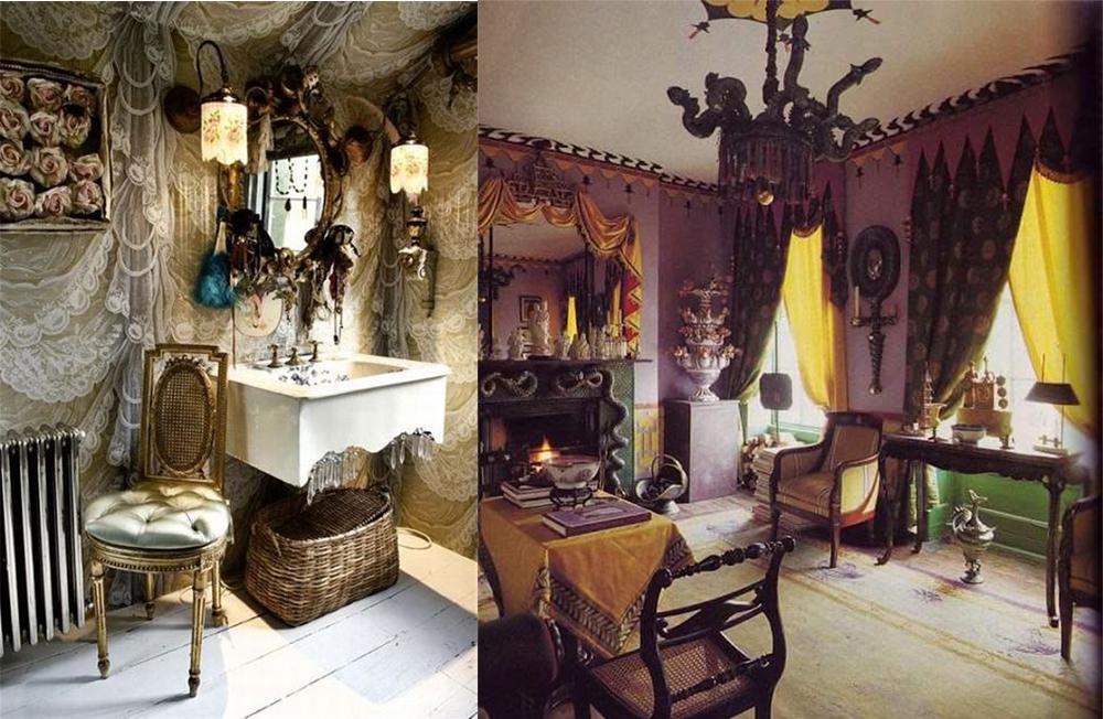 Boho deco a obtenu des modifications fraîches pour votre intérieur de salon!