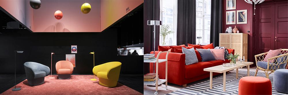 Les idées de meubles de salon 2018 sont les plus confortables et émotionnelles.