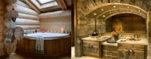 Salle de bain 2018: Incroyable décoration de salle de bain rustique