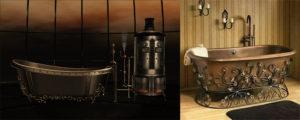 Deco salle de bain 2018: des idées de décor de salle de bain Steampunk