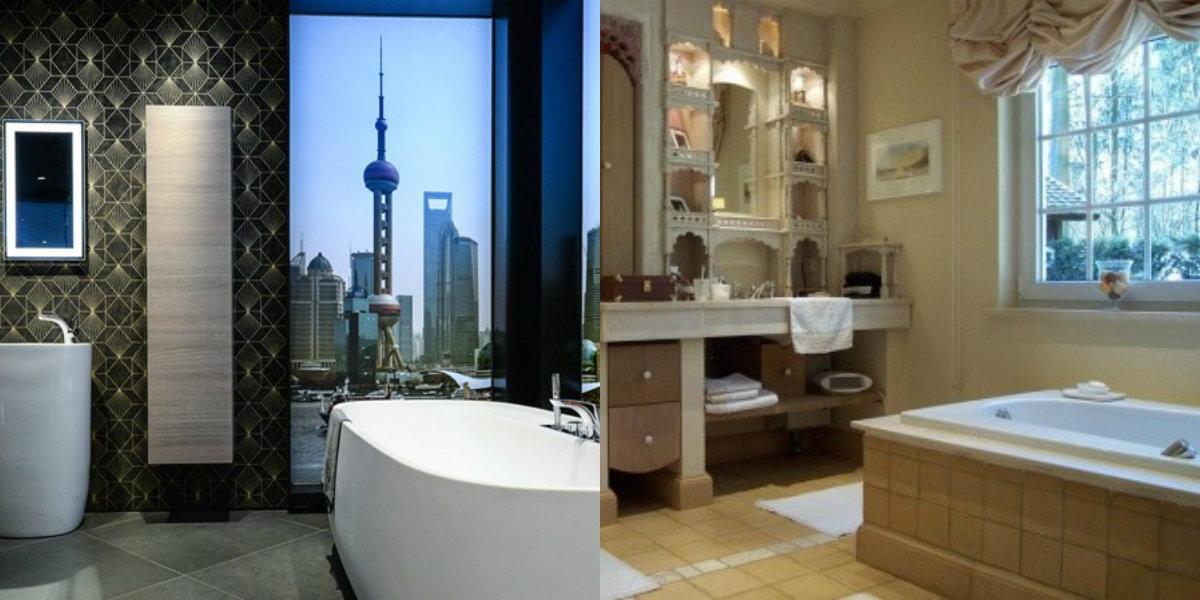 Salle de bain design 2019: les solutions luxueuses pour votre maison