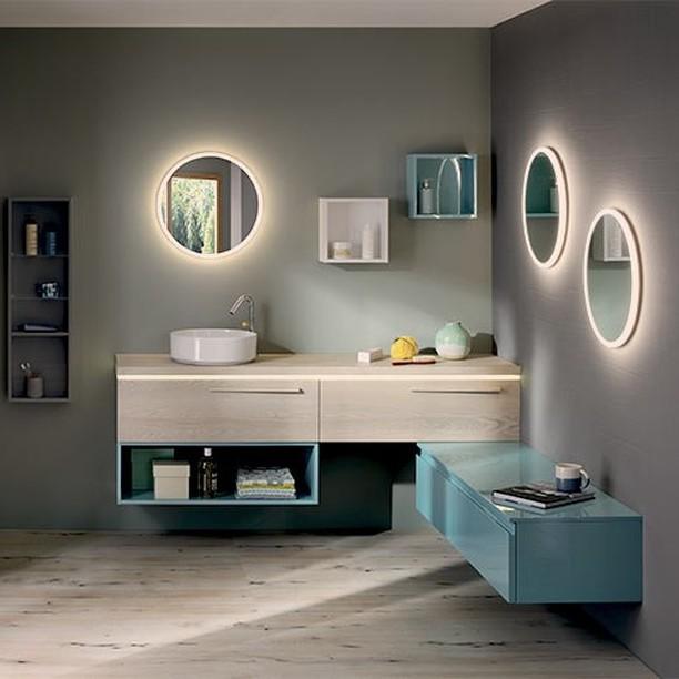 Tendances de la petite salle de bain 2020 - Tendance carrelage salle de bain 2020 ...