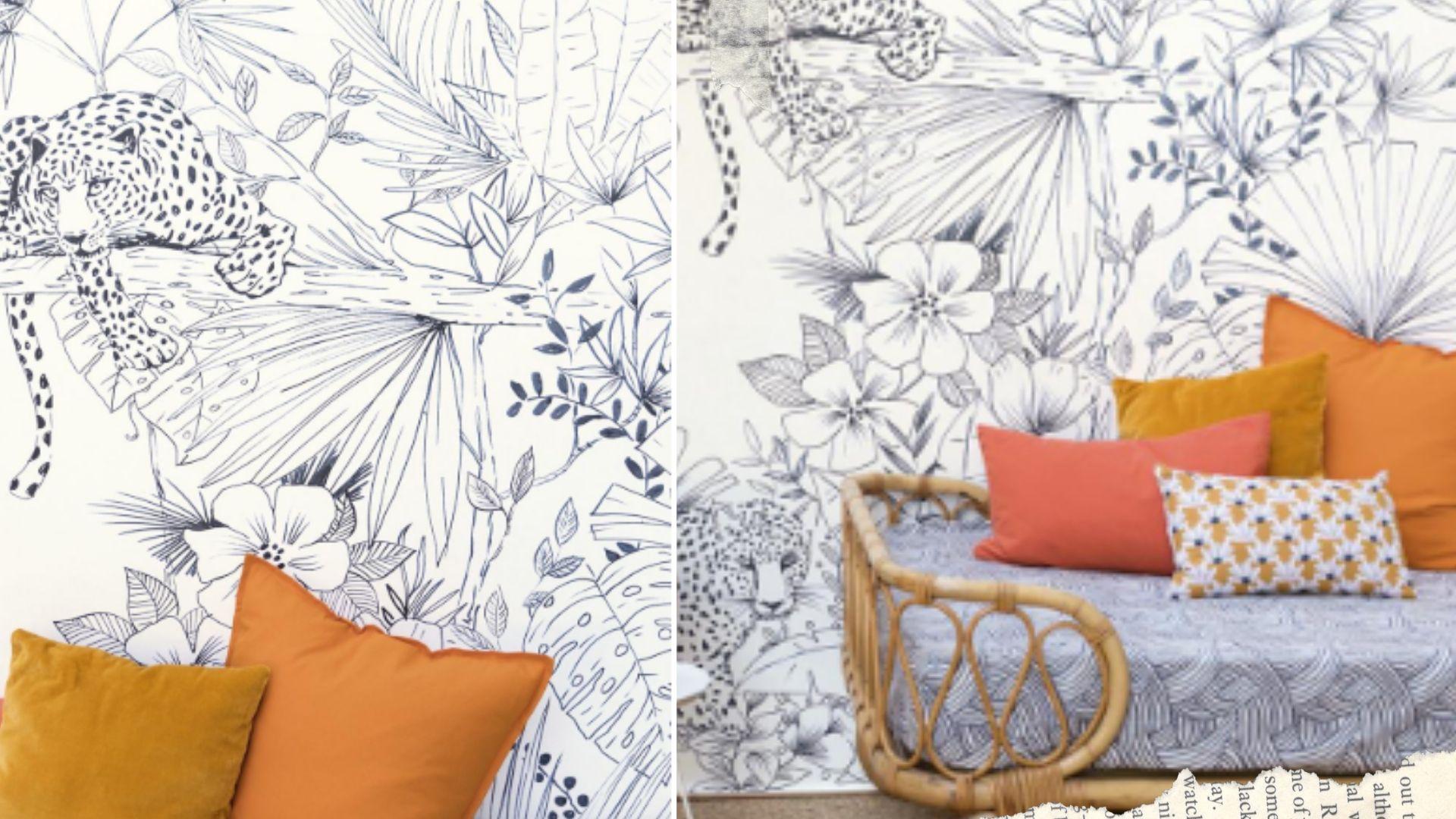 Tendances de papier peint 2021: les idées, impressions et motifs les plus populaires