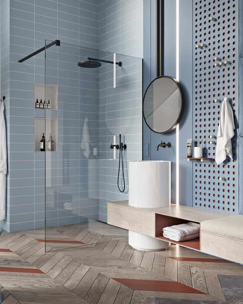 Designs de salle de bain 2021