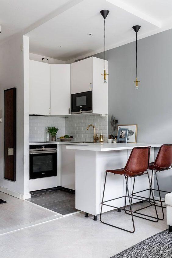 Idées de petite cuisine tendance 2021