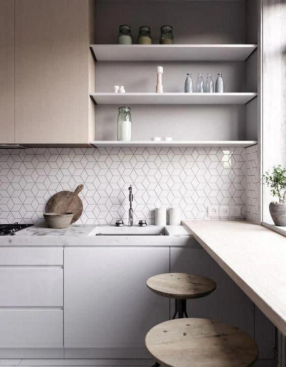 Tendances des petites cuisines 2021