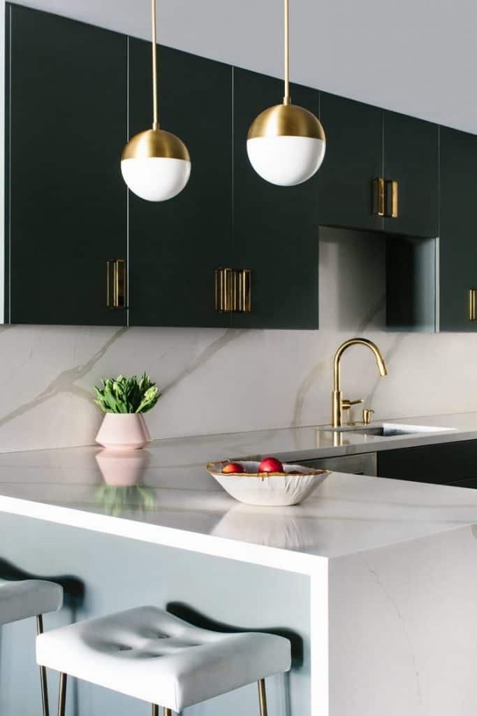 Tendances de conception des petites cuisines 2021