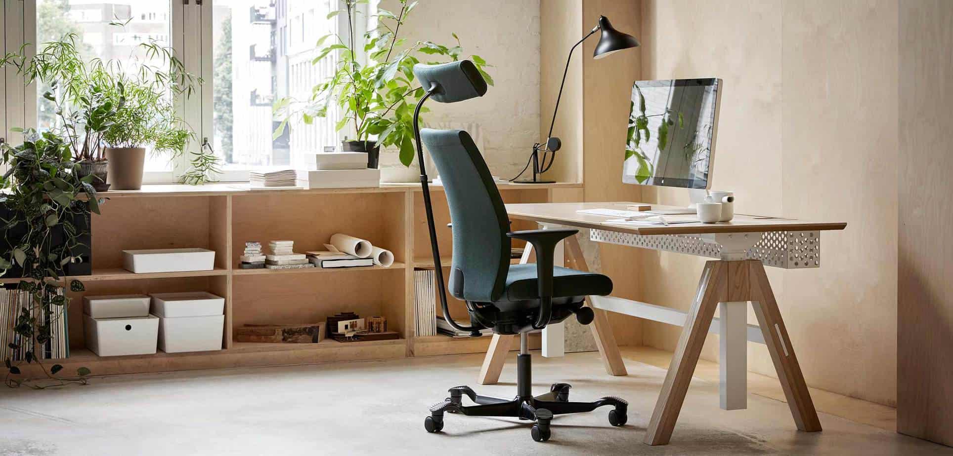 Conception de bureau à domicile 2021