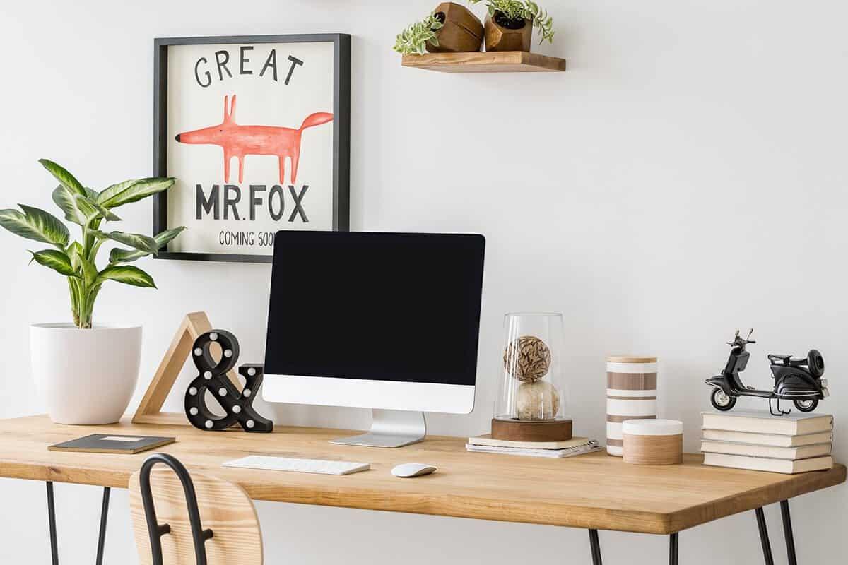 Bureau à domicile 2021