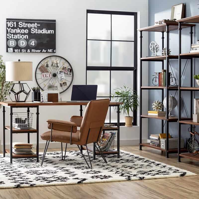 Idées de bureau à domicile 2021