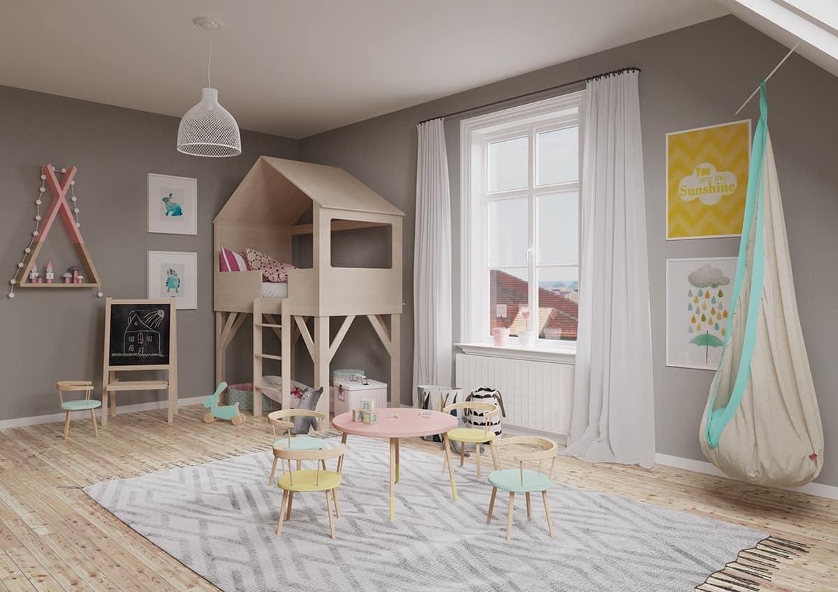 Chambre d'enfants 2021