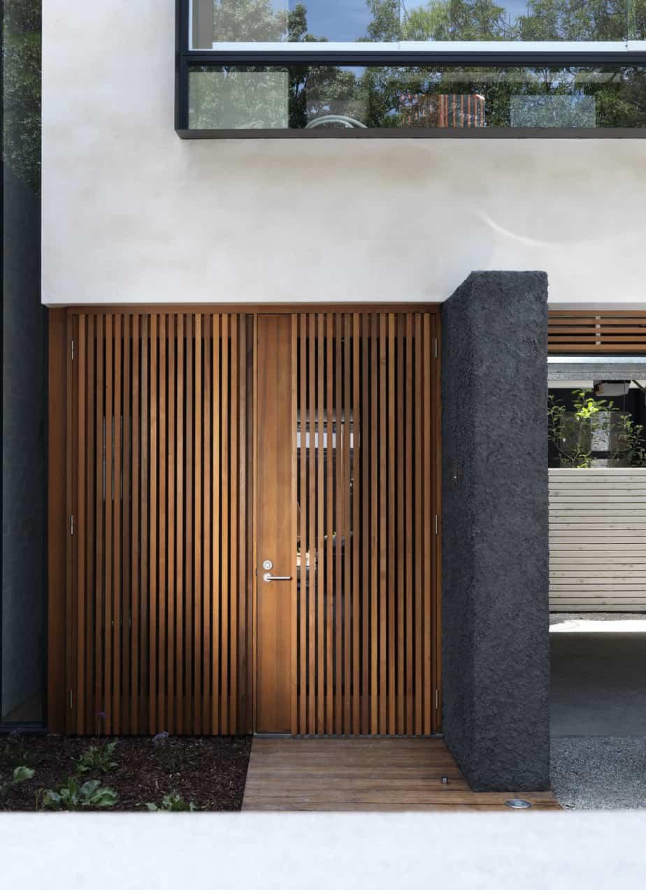 Conception de portes en bois 2021