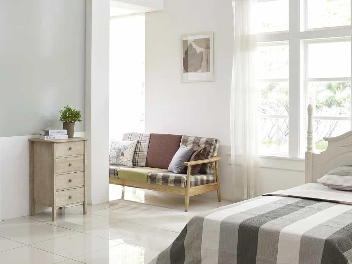 Une conception de la chambre à coucher 2022