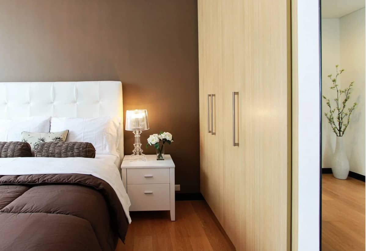 L'éclairage dans la chambre à coucher 2022