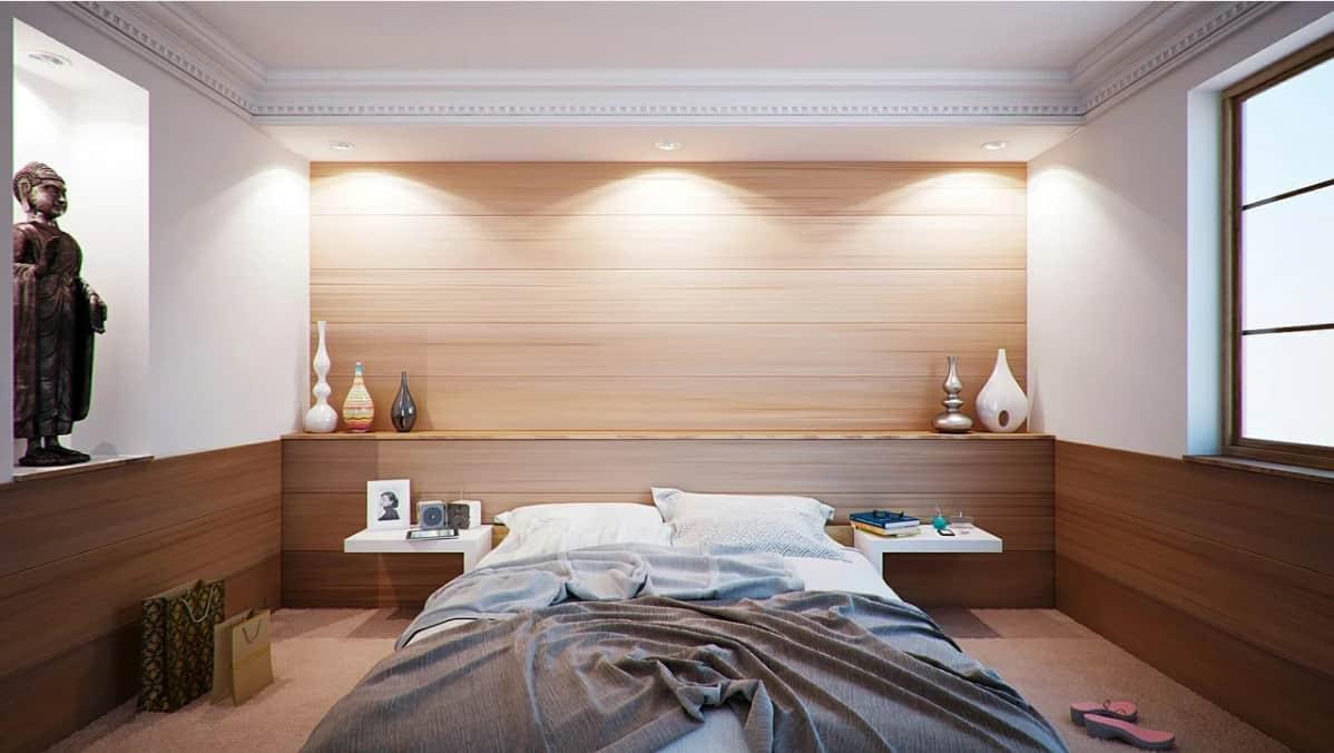 Idées de chambres à coucher de style Japonais 2022