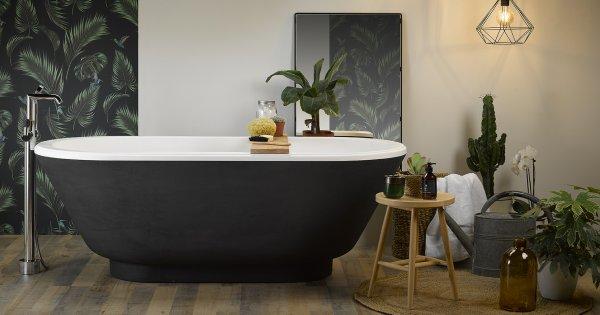 Petite salle de bains 2022: emplacement de la baignoire