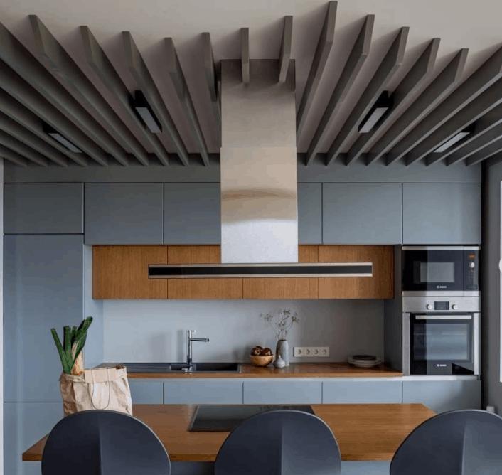 Meilleures options plafond 2022: couleurs et formes
