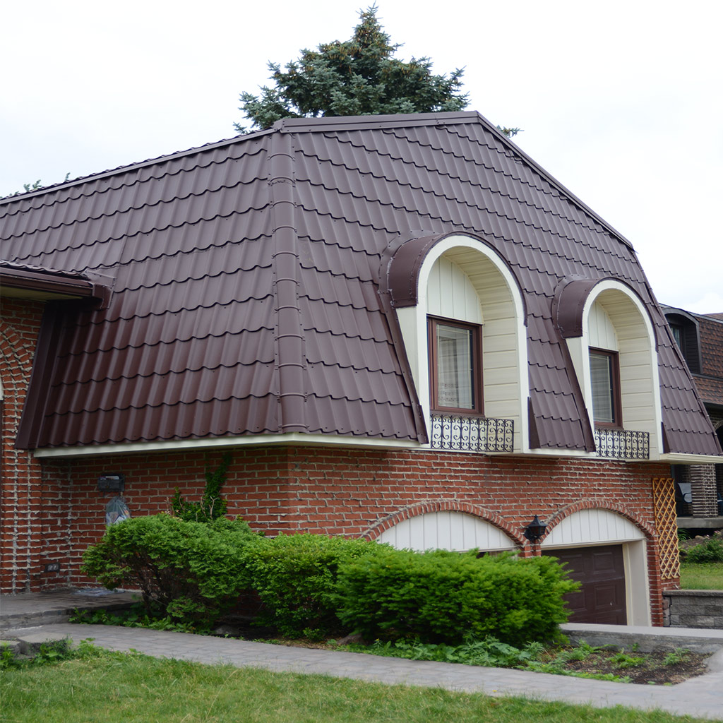 Peinture d'extérieur 2022 pour les toits