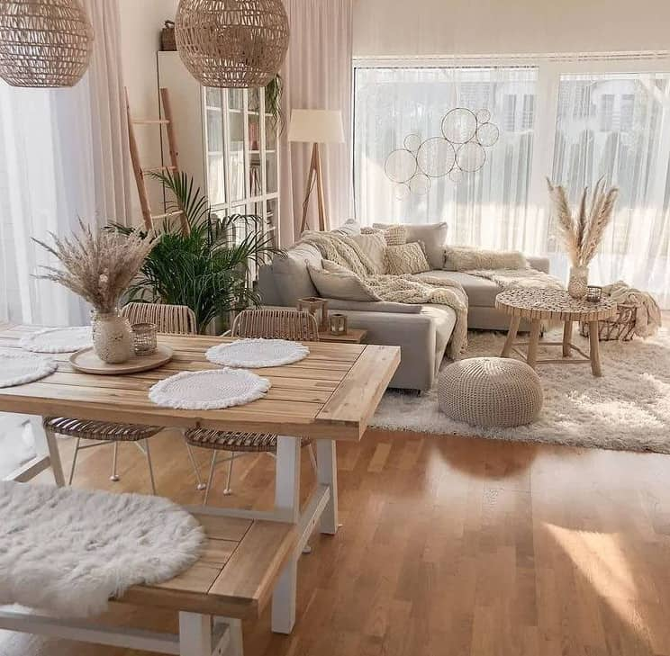 Déco Salon 2022: mobilier tendance