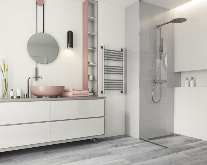 Salle de bains 2022: perception visuelle