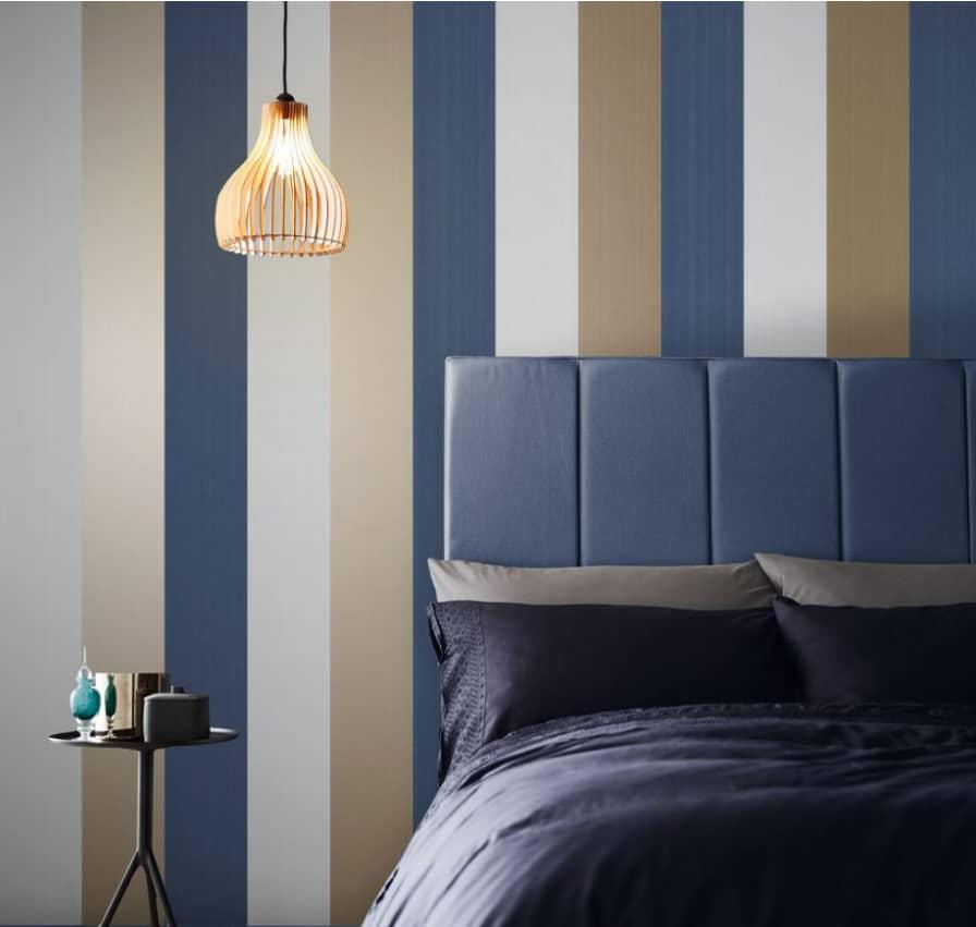 Papier peint 2022: chambre à coucher