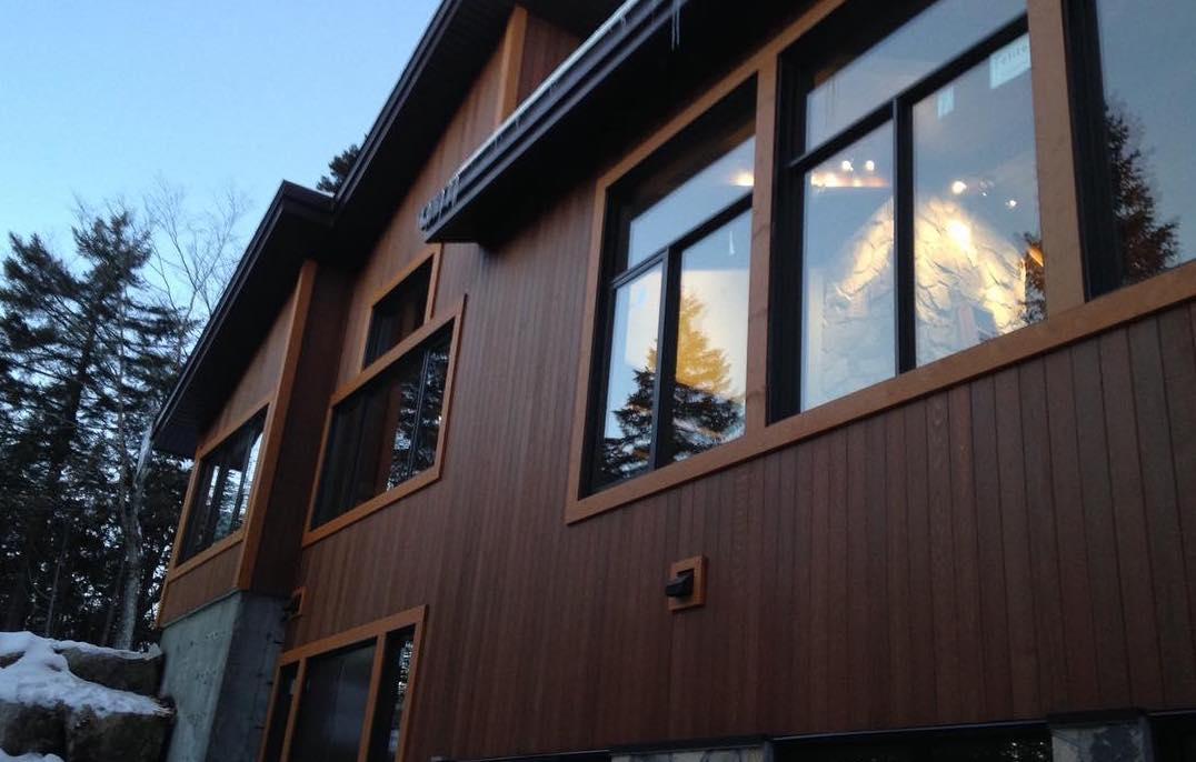 Maisons Privés et Appartements 2022: finition extérieure