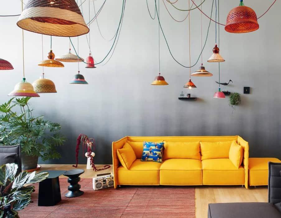 Options de couleurs dans l'appartement 2022