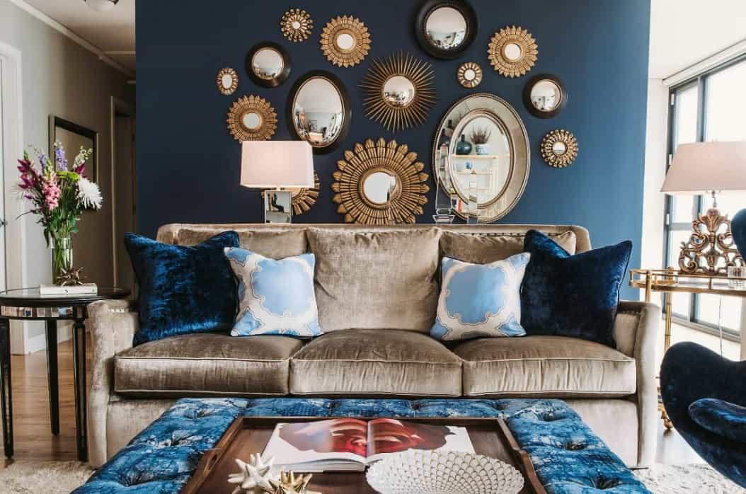 Design d'Appartement 2022: mobilier